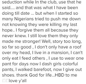 Maheeda explains why she shares nudes on social media: You don't know my story