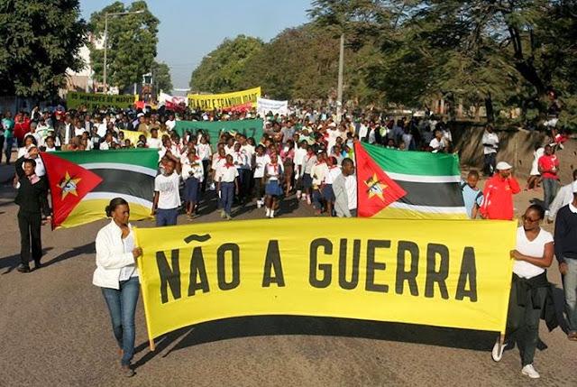 O culpado disso tudo é o povo Moçambicano!