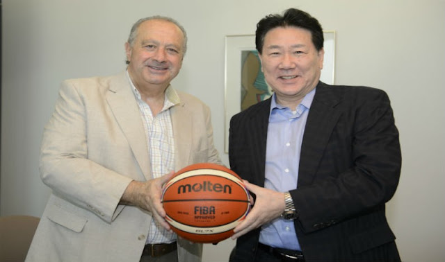 Japan Airlines se convierte en nuevo sponsor FIBA