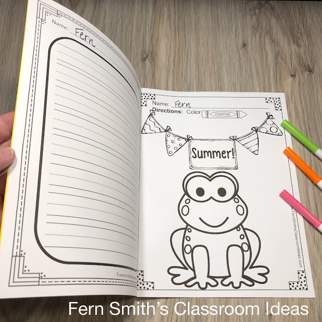 Click Here for the Summer Coloring Pages - 147 Pages of Summer Coloring Fun!