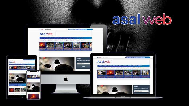 Asalweb Redesign Responsive Blogger Template