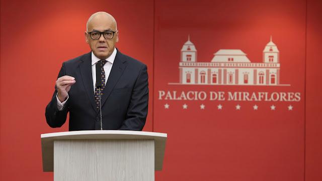 """Venezuela: """"Robo de activos al Estado por Guaidó asciende a 116.000 millones de dólares y es el más gigantesco caso de corrupción en nuestra historia"""""""