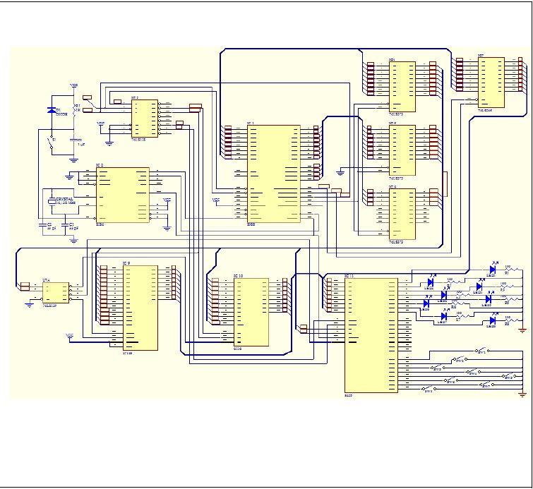Mikrokontroler Dan Mikroprosesor  Tugas 4 Sistem Minimum