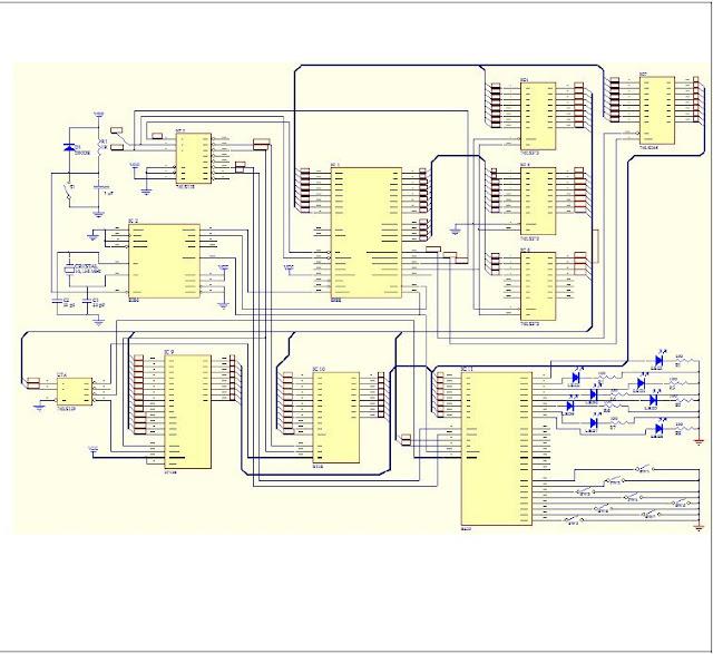 Mikrokontroler Dan Mikroprosesor  Kuis 2   Sistem Minimum Mikroprosesor