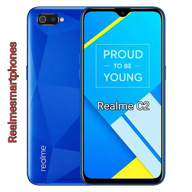 Realme C2 2GB RAM-Price in India and Full Specifications