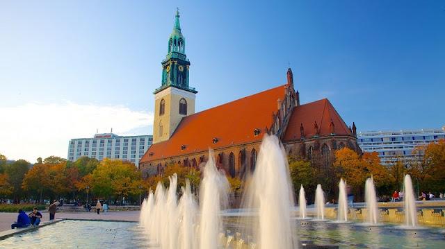 Marienkirche em Berlim