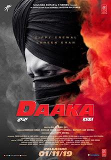 Daaka (2019) - Gippy Grewal