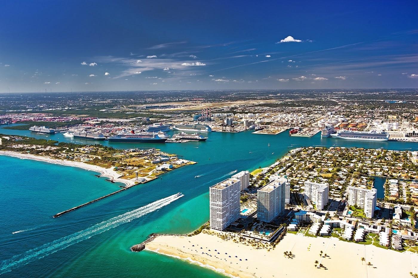 Florida Cruise Traveler  Navy Cruise Ship Parking Port
