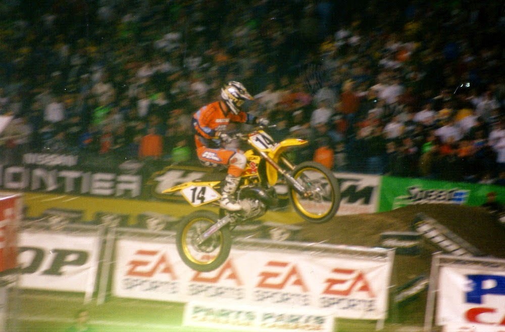 Kevin Windham Pontiac Supercross 2001