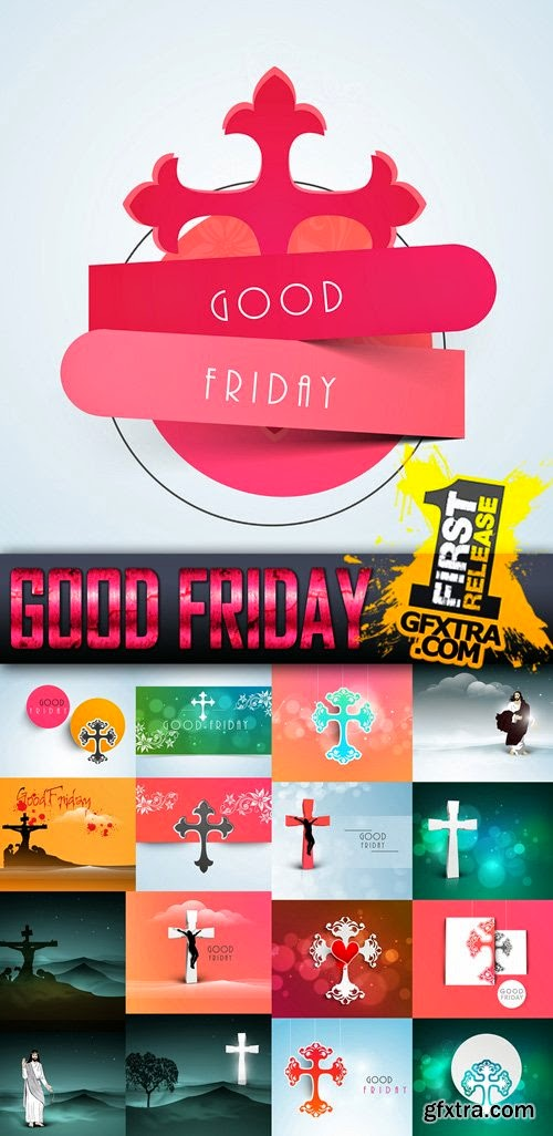 Good Friday Vector Collection 1 Download