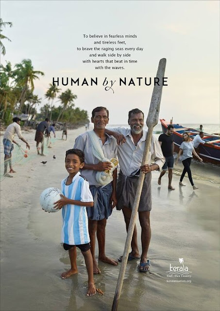 Human by Nature Kerala Tourism