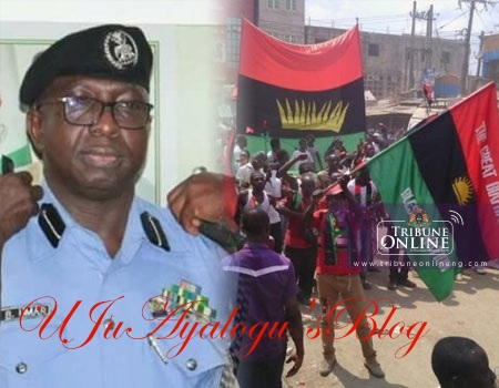 Anambra guber poll: Police dismiss IPOB threat
