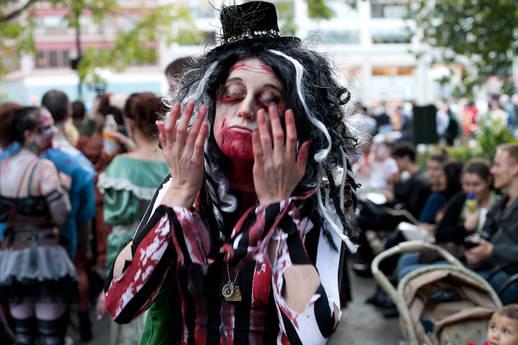 amateur halloween kostume