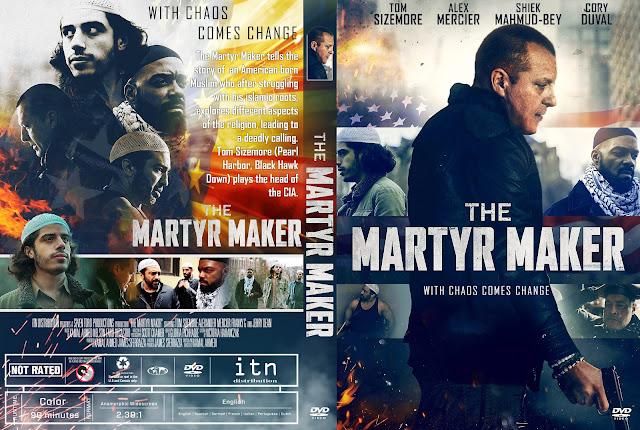 The Martyr Maker DVD Cover
