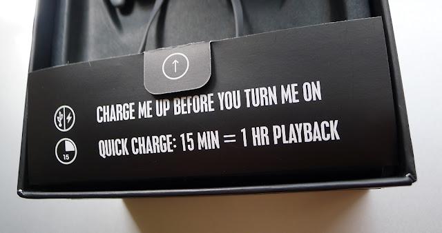 Beats Powerbeats2 Wireless packaging