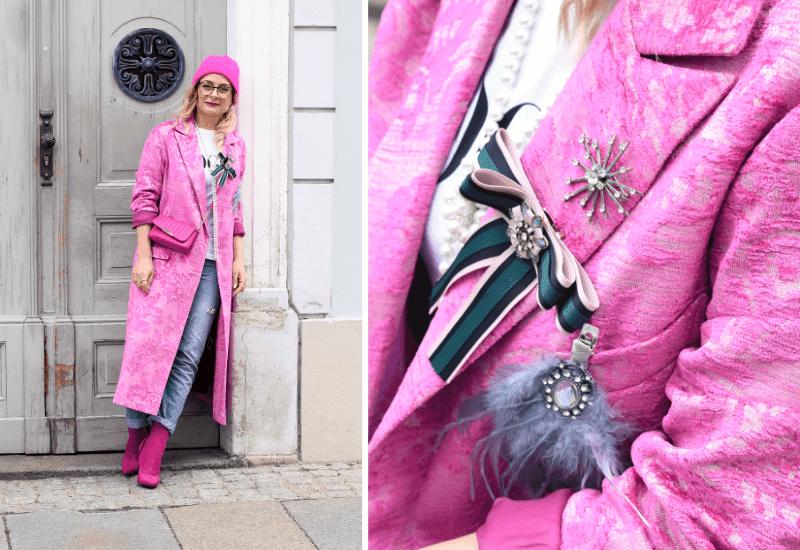 Pink-richtig-kombinieren-brosche