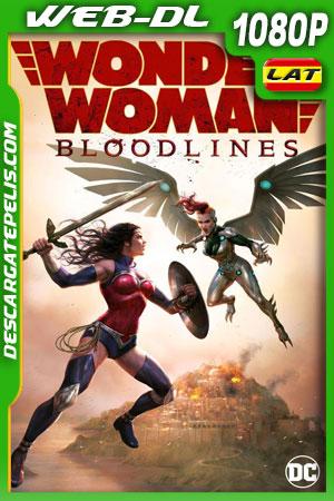 Wonder Woman: Bloodlines (2019) 1080p WEB-DL Latino – Ingles