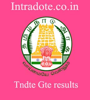 TNDTE GTE RESULTS 2021