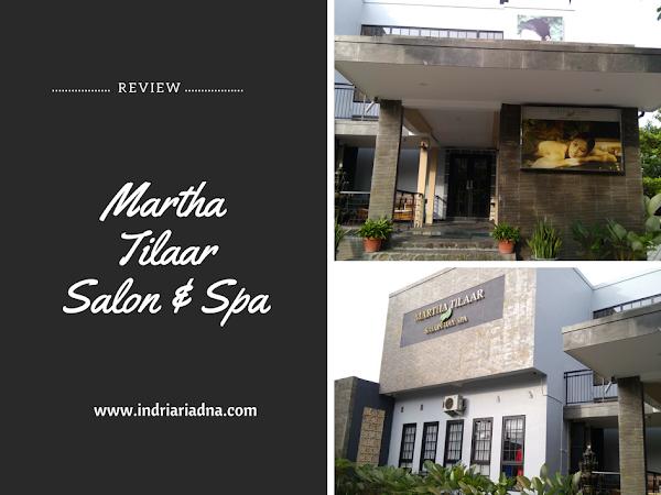 Review : Creambath di Martha Tilaar Salon & Spa