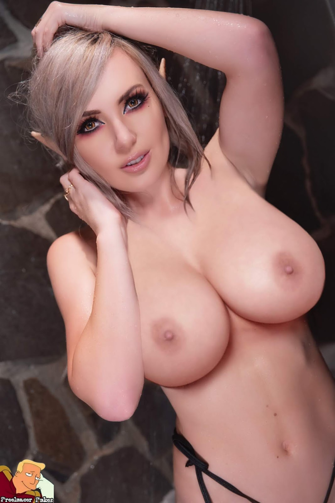 Jessica Nigri Harry Potter