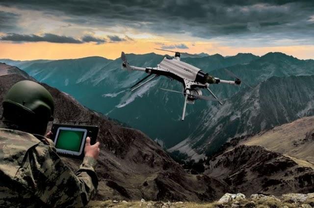 Η σημασία του Ηλεκτρονικού Πολέμου και των UAV «καμικάζι» στο πεδίο μάχης