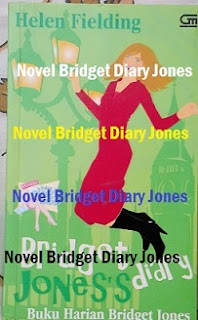 Novel Bridget Diary Jones bekas
