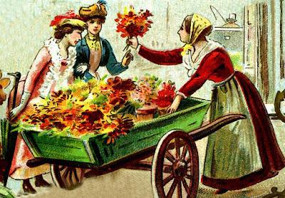 postcard-old-vintage-flowers