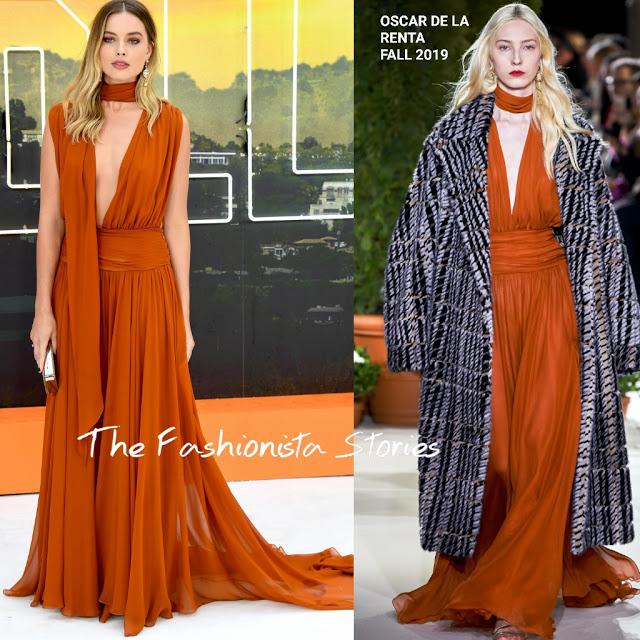 Best Dressed Oscars 2020.Best Dressed Fashionista Of The Week Margot Robbie In Oscar