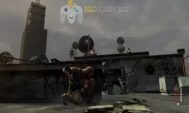 تحميل لعبه 3 Max Payne مضغوطة
