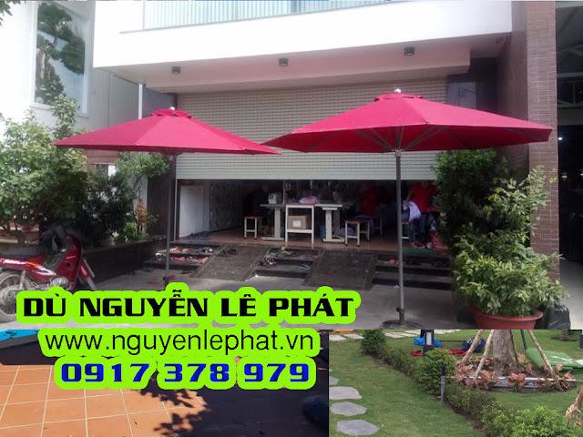 Dù Che Nắng Quán Cafe Giá Rẻ Mẫu Mới Đẹp