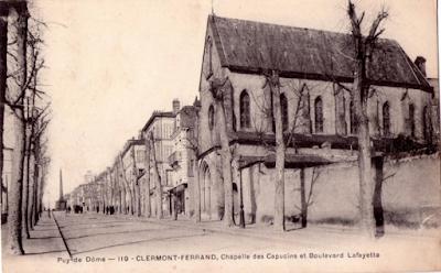 Quartier Lafayette de Clermont-Ferrand