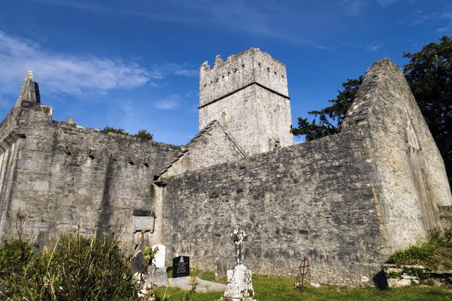 Ring of Kerry Route: Muckross Abbey