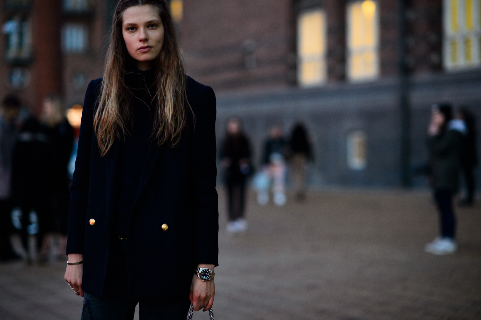 Copenhagen Fashion Week Fall 2016 Street Style North Fashion