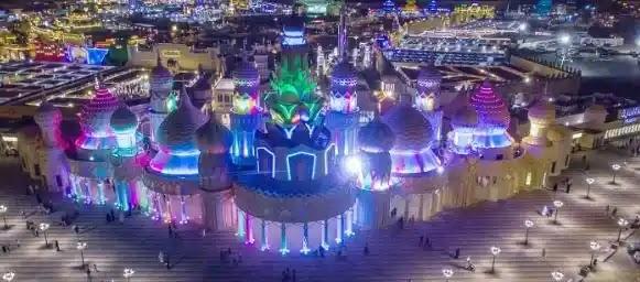 القرية العالمية في دبي