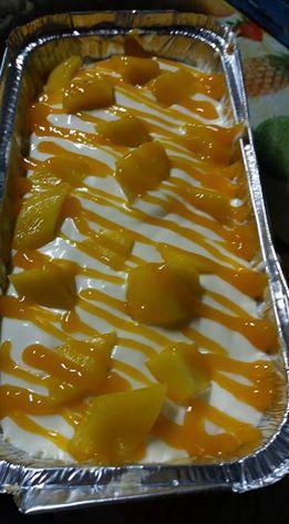 recipe: resepi kek mango cheese leleh [1]