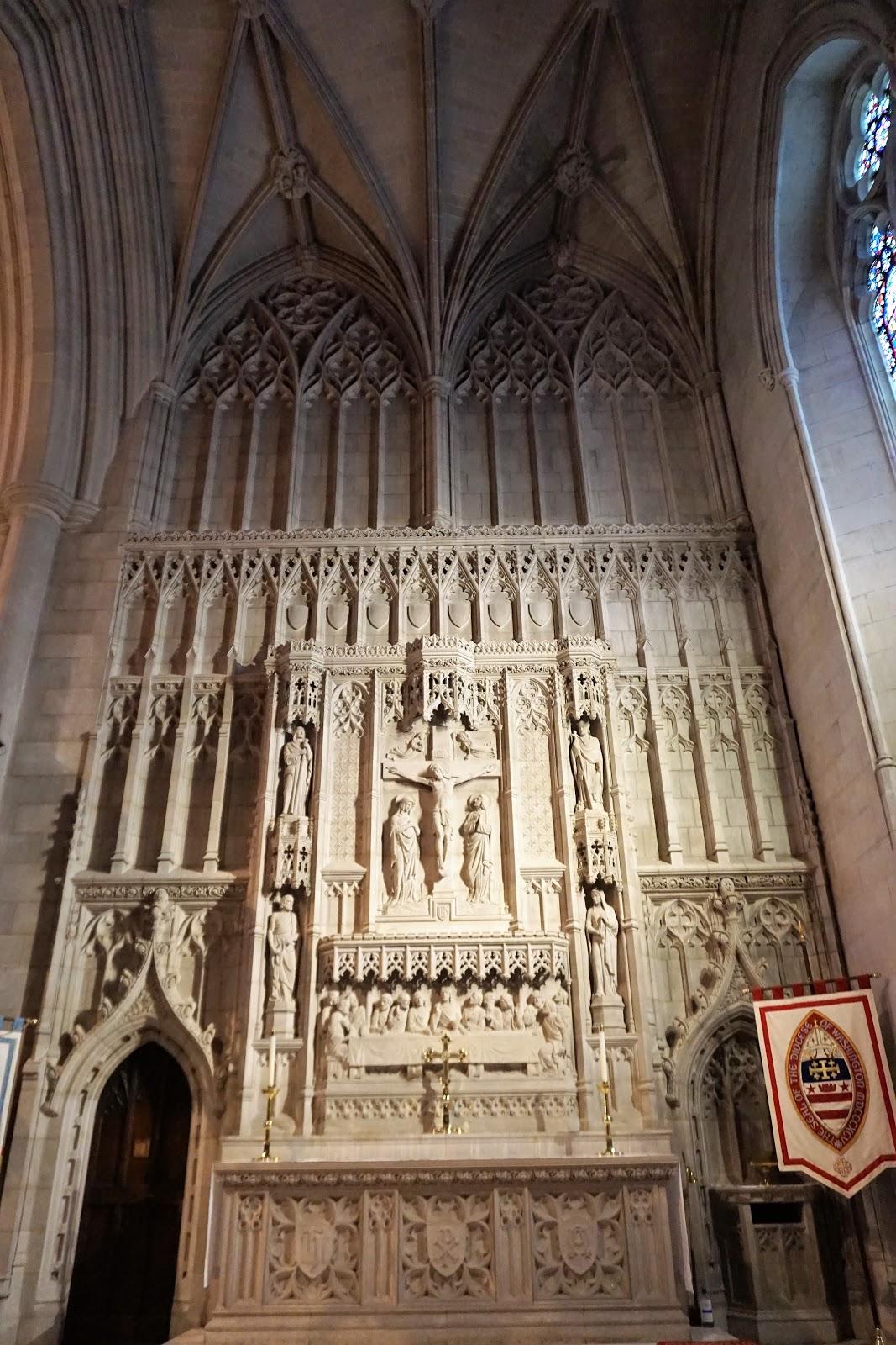 Souvenir Chronicles Washington D C The National Cathedral