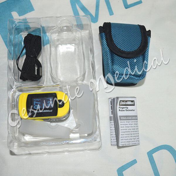 agen pulse oximeter