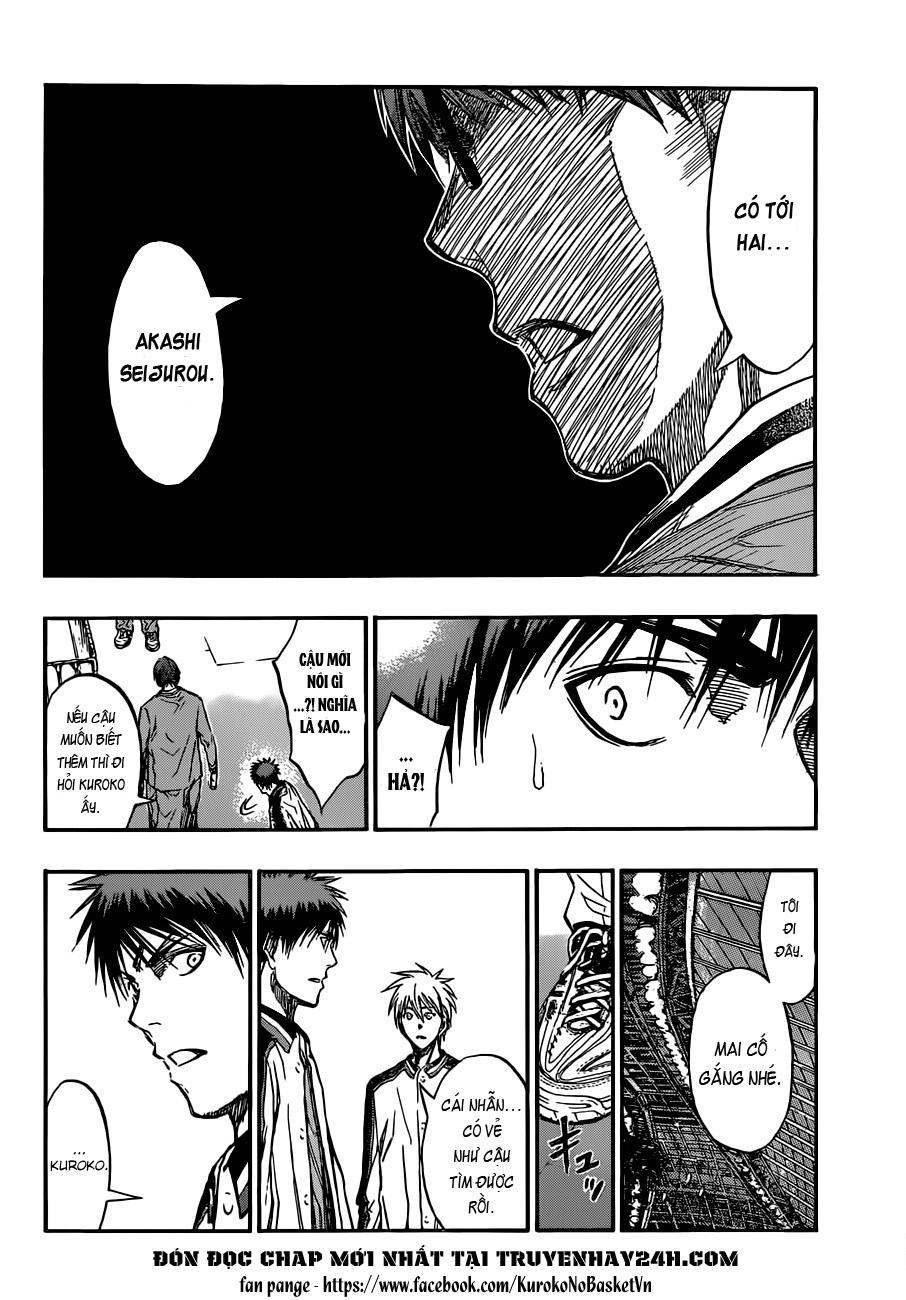 Kuroko No Basket chap 203 trang 19