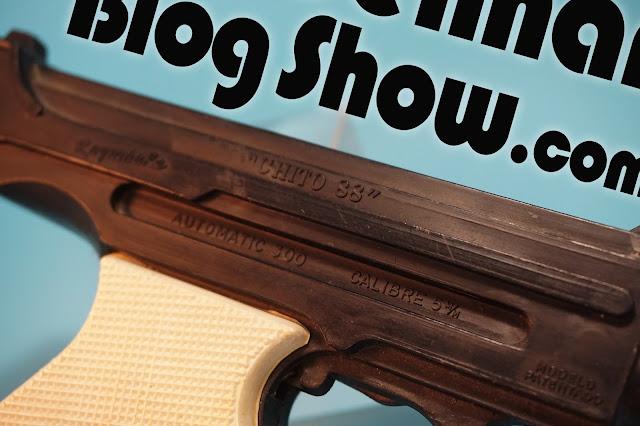 """Pistola de Juguete """"Chito 88""""  AUTOMATIC 300 de Ruymhere 7"""