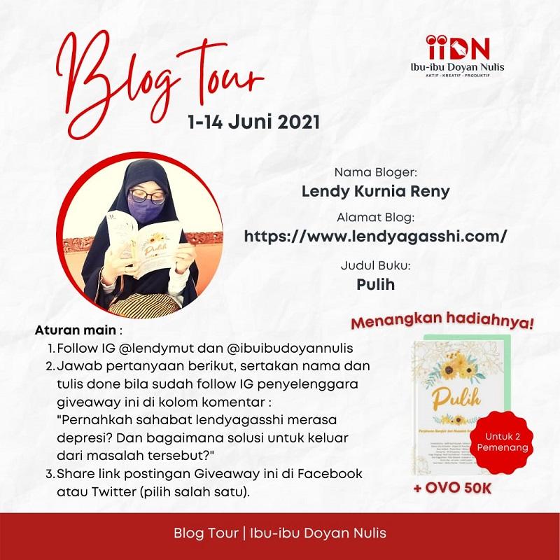 Blogtour & Giveaway Buku Pulih IIDN