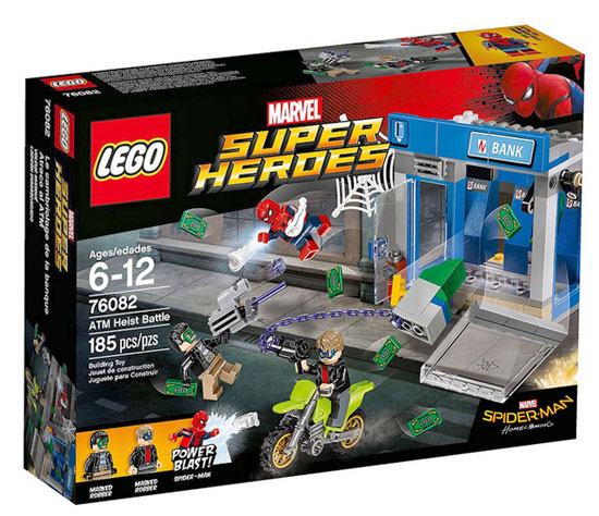 LEGO Spider-Man: Homecoming Coming