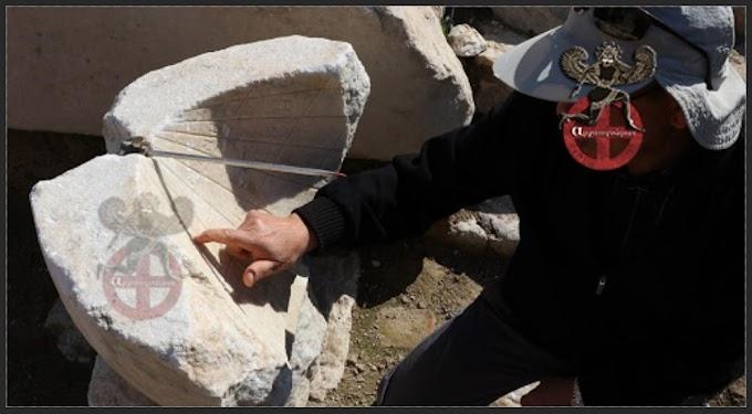 Λαοδίκεια επί  Λύκω : ανασκαφικό εύρημα στην ελληνική πόλη