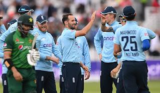 England vs Pakistan 2nd ODI 2021 Highlights