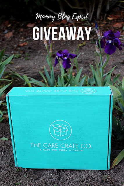 Giveaway Care Crate Subscription Candy Snack Gift Box