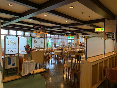レストラン駒草