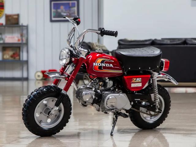 Honda Mini Trail Terbaru