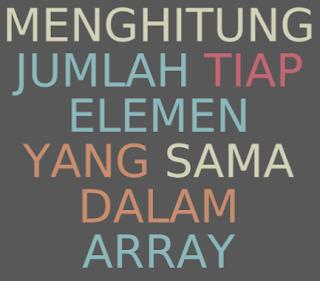 menghitung_jumlah_elemen_yang_sama_pada_array