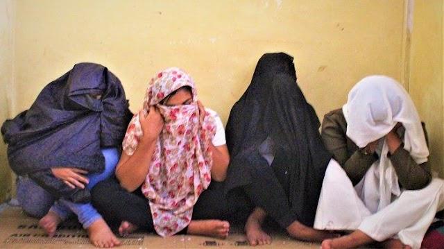 Diduga Sebagai Wanita Penghibur, Empat Wanita Malam di Aceh Ditangkap Satpol PP