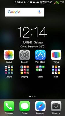 Download Font Smartphone Android yang Support Unicode khusus Xiaomi Terbaru Paling Kren