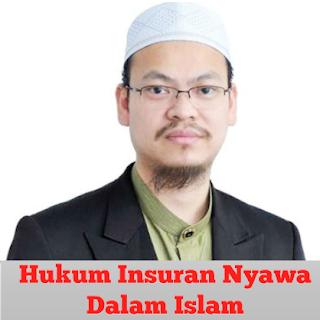 Hukum Insuran Nyawa Dalam Islam